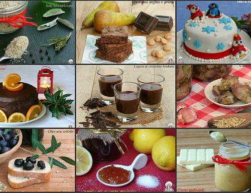 Raccolta di ricette da regalare a Natale