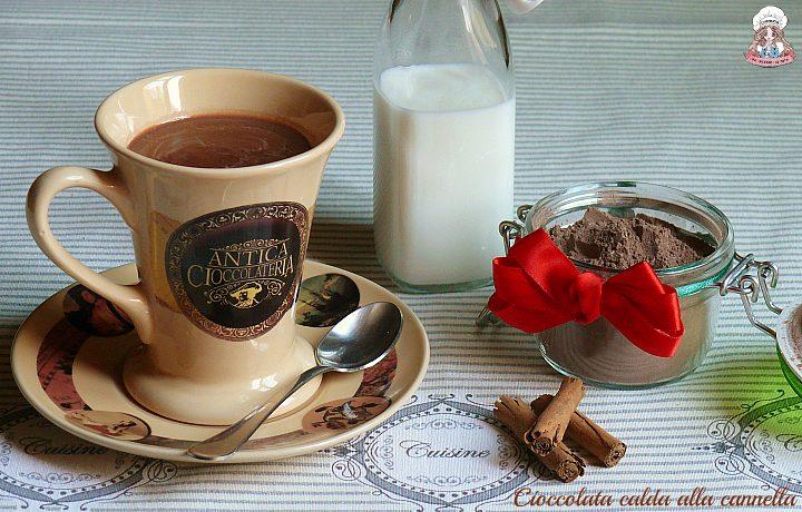 Cioccolata calda alla cannella come farla perfetta in casa