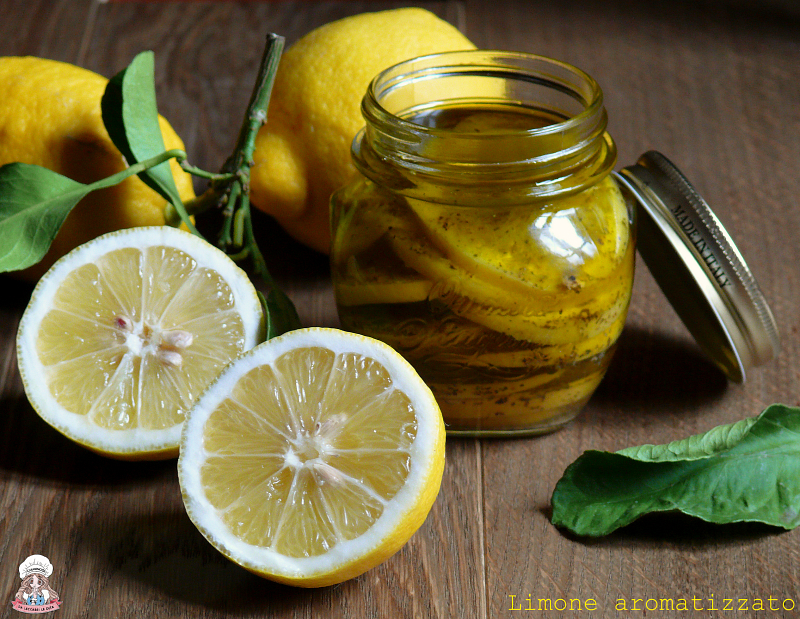 Limone aromatizzato