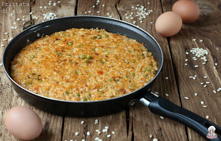 Frittata di riso fantasia
