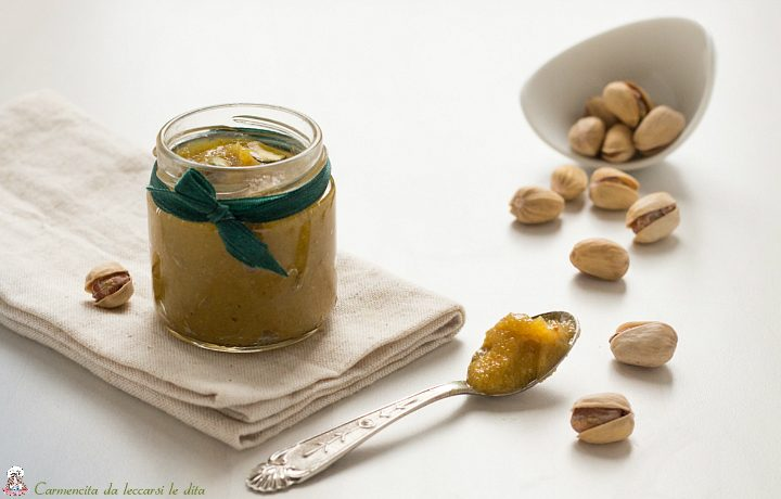 Crema di pistacchi