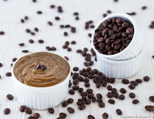 Crema pasticcera al caffe