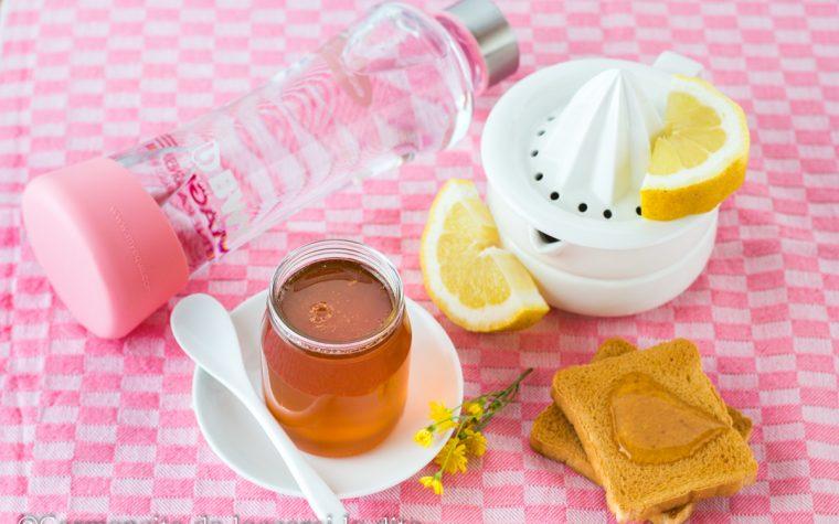 Marmellata con il succo di limoni