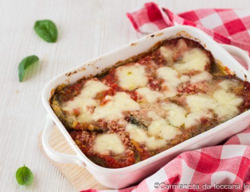 Parmigiana di melanzane ricetta della nonna