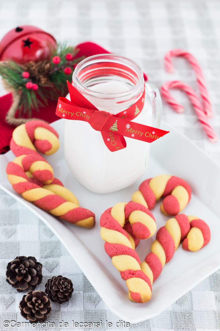 Biscotti di Natale abbracci