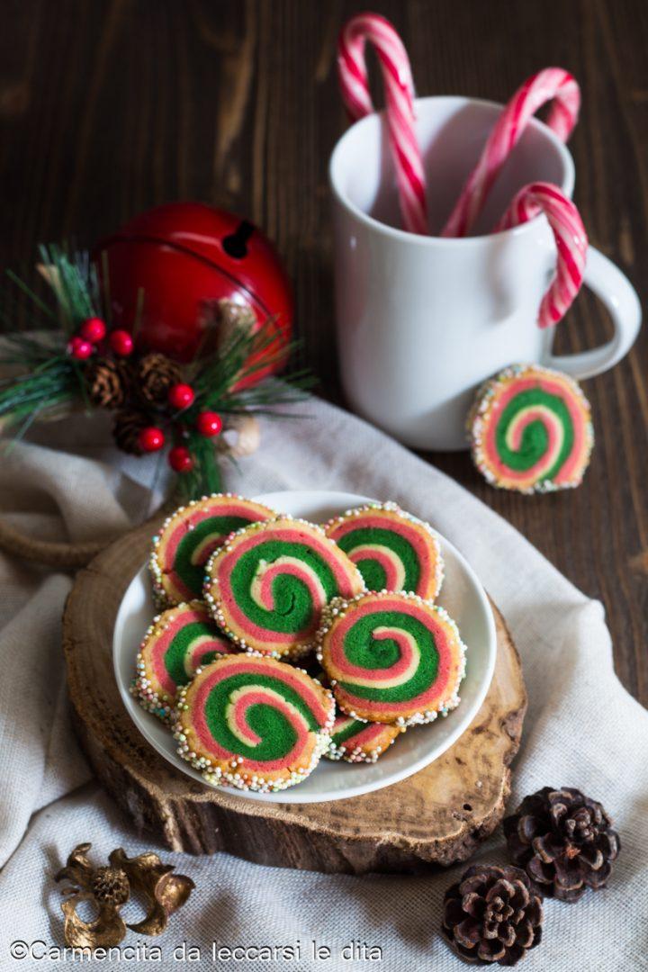 Biscotti di Natale con zuccherini
