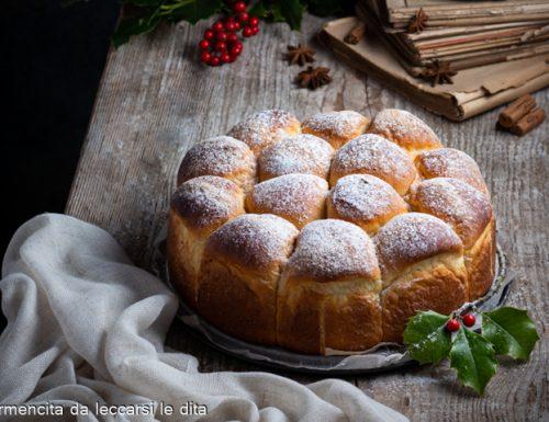 Pan brioche speziato