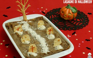Lasagne di Halloween homemade