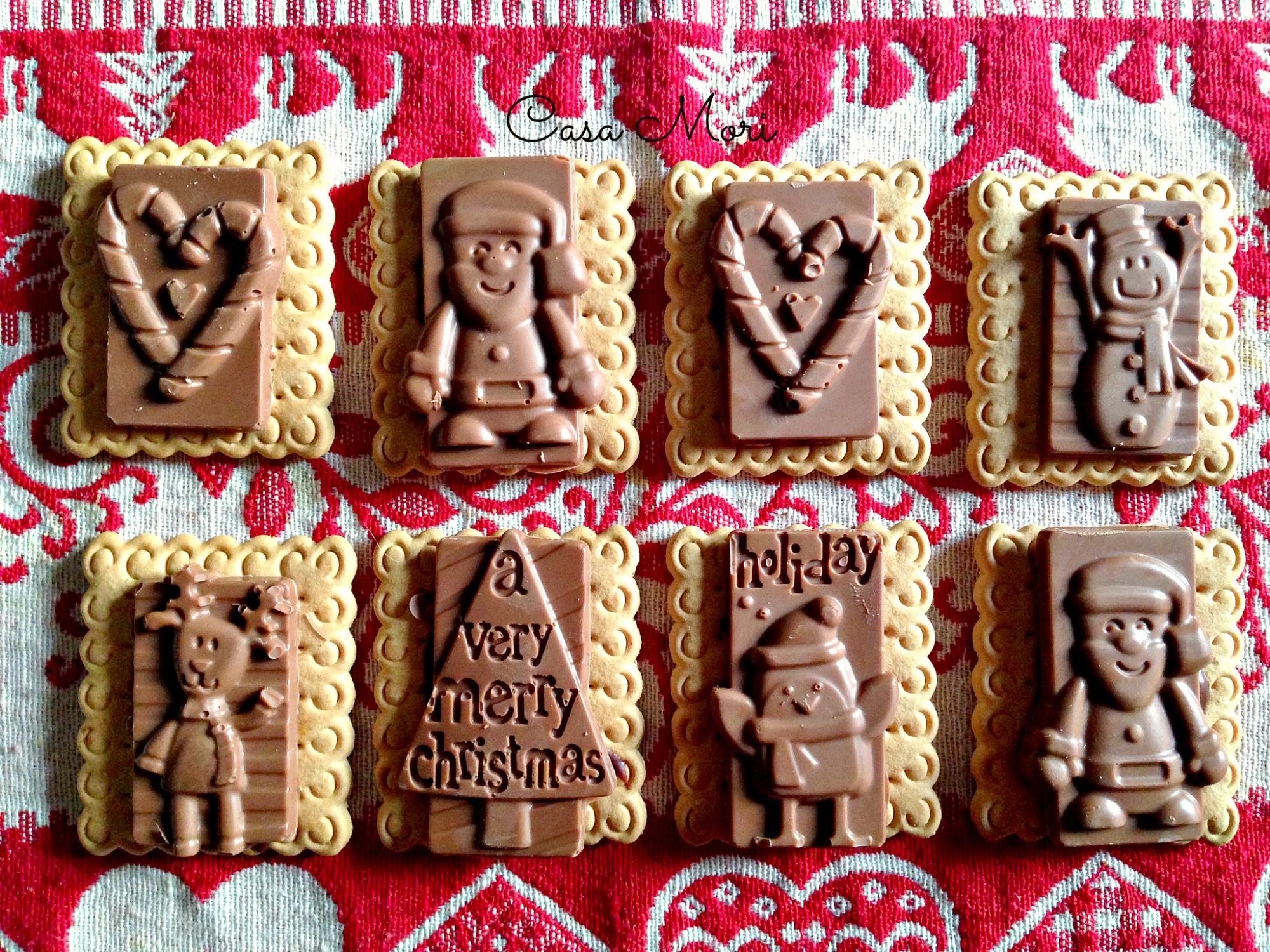 Cioccolatini di Natale