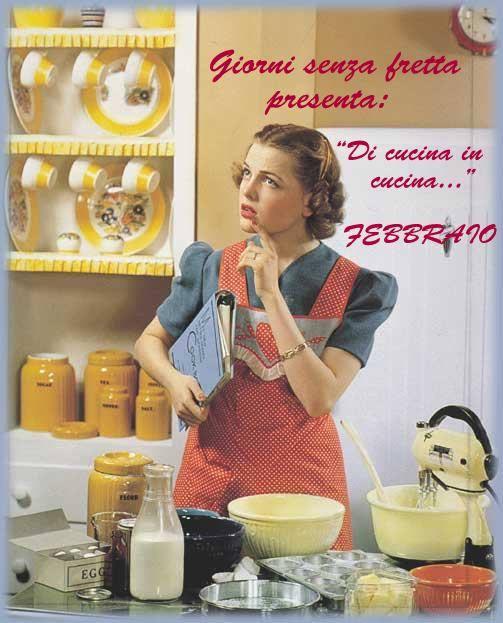 Di cucina in cucina - Febbraio