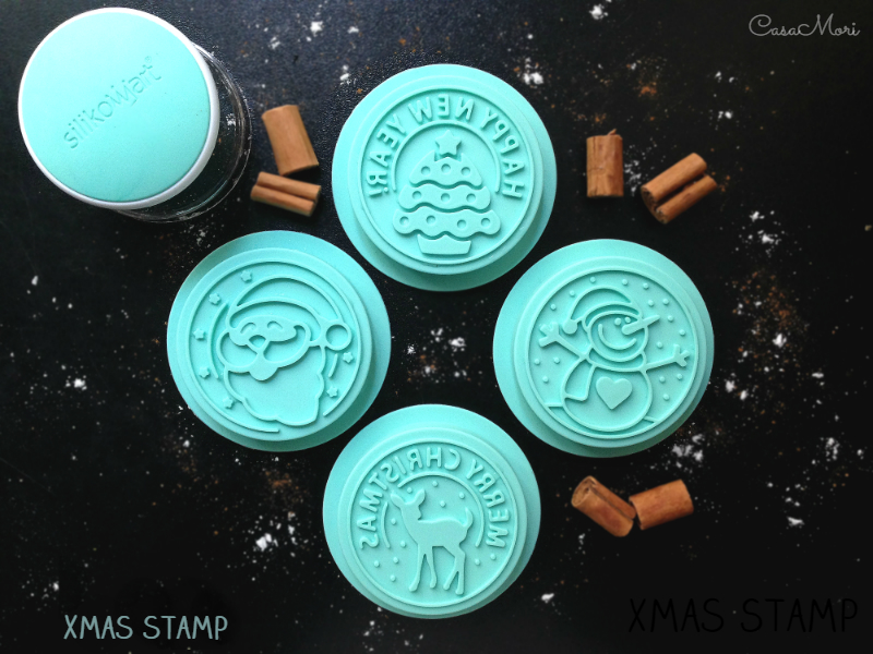 Xmas Stamp Silikomart