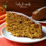 Torta di carote all'arancia