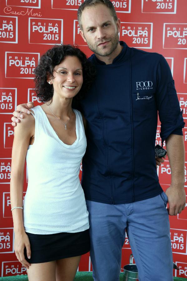 Io e Simone Rugiati!!