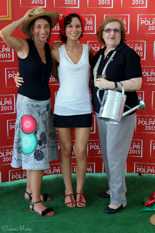 Sara Bonaccorsi, io e Gilda Belloni