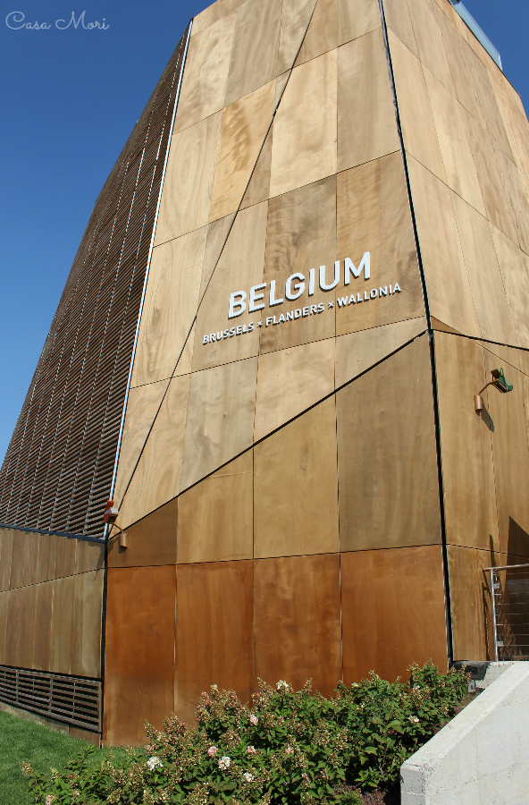 Padiglione Belgio