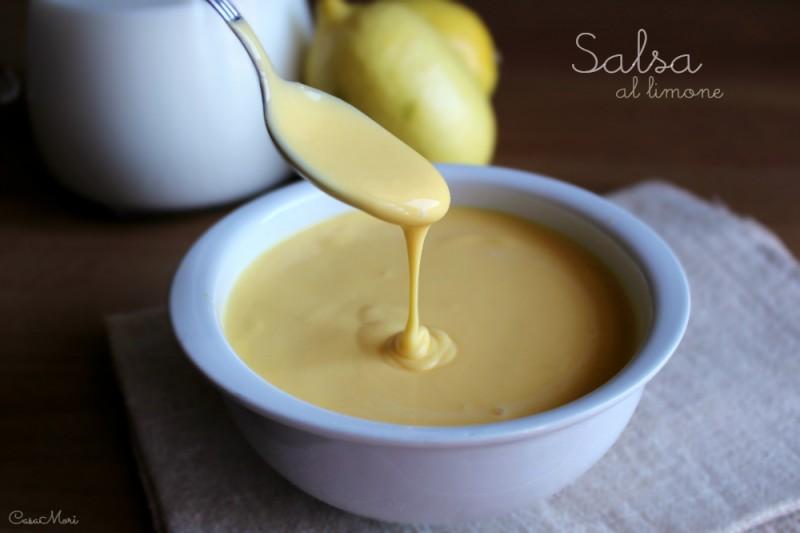 Salsa al limone