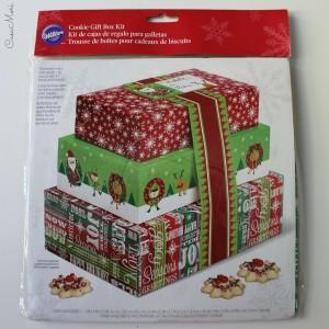 Scatole natalizie Wilton
