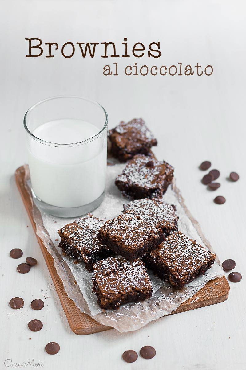 Brownies al cioccolato da una crostata di Gianluca Fusto