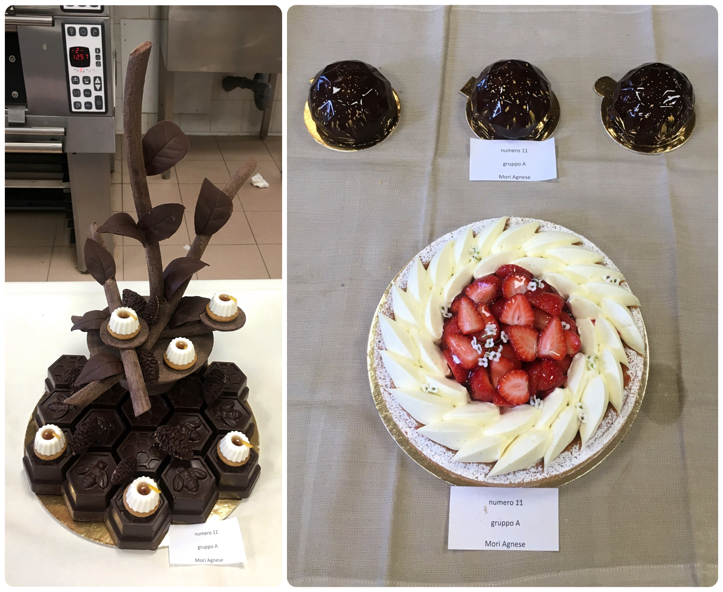 Pièce en chocolat, Mignon e Dolci personali