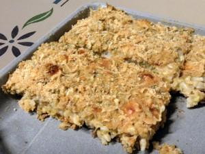 tortino di risotto