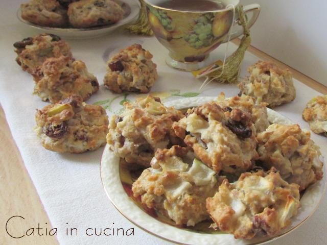 biscotti ai fiocchi
