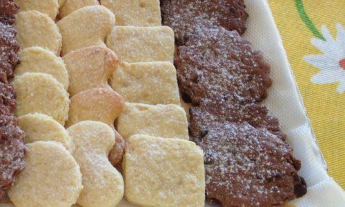 Biscotti misti ai 4 gusti