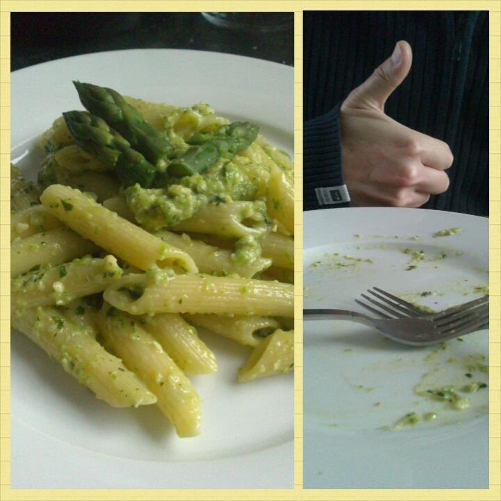 pesto agli asparagi-Sylvia
