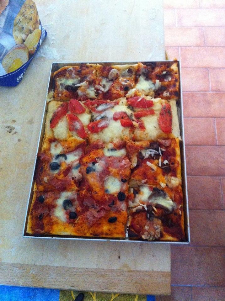pizza al taglio-Marco