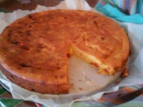 torta goji - Enrico