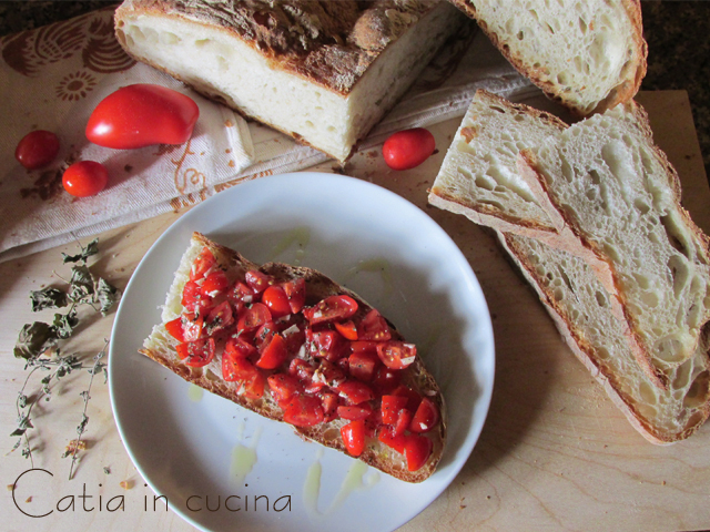 pane e pomodori
