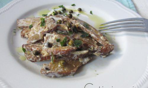 Seitan al pepe verde – ricetta vegan