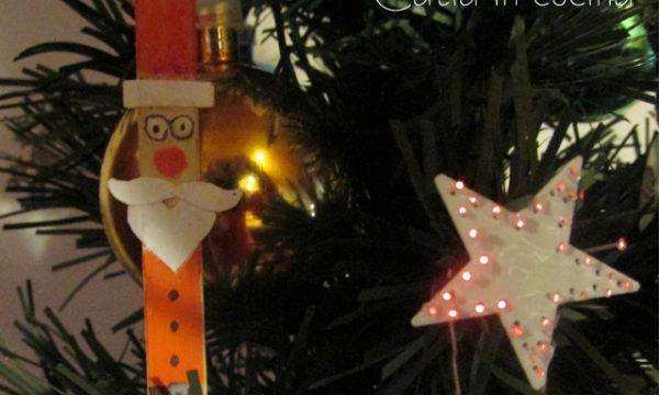 Lavoretto natalizio per bambini