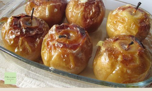 50 sfumature di…mela – Mele al forno