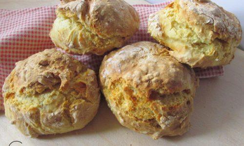 Soda bread (con farina bianca)