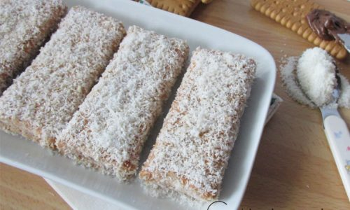I biscotti farciti di Flavia