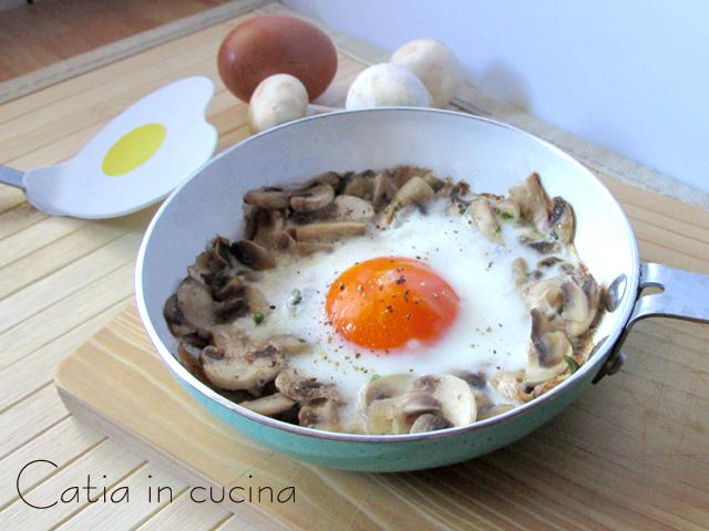 uova in padella