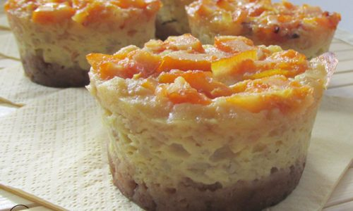 Mini cheesecake di pastiera