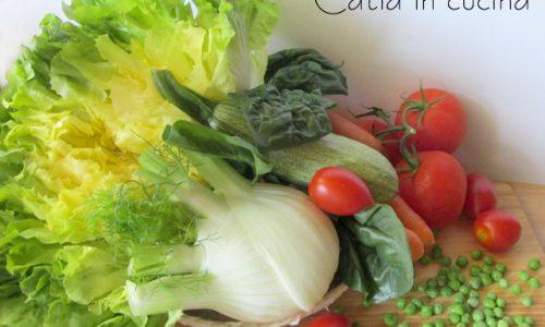 Corso di cucina vegetariana e vegana – 2a Lezione