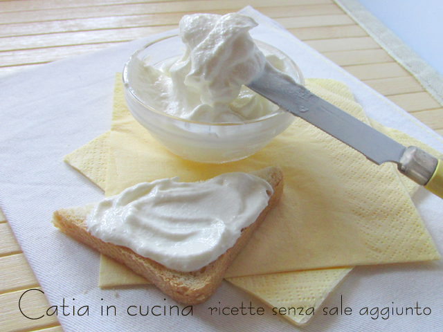 formaggio spalmabile