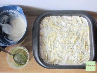 lasagne al pesto veloci - da cuocere