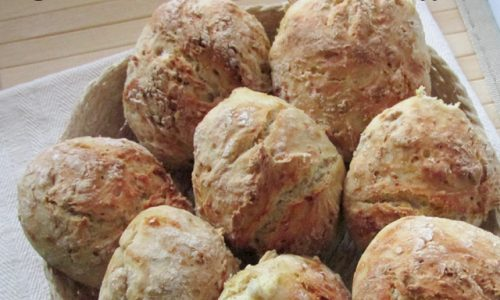 Soda bread al siero di kefir