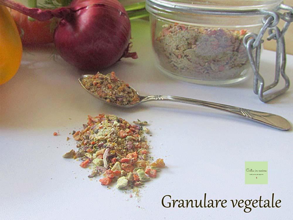 dado granulare vegetale new