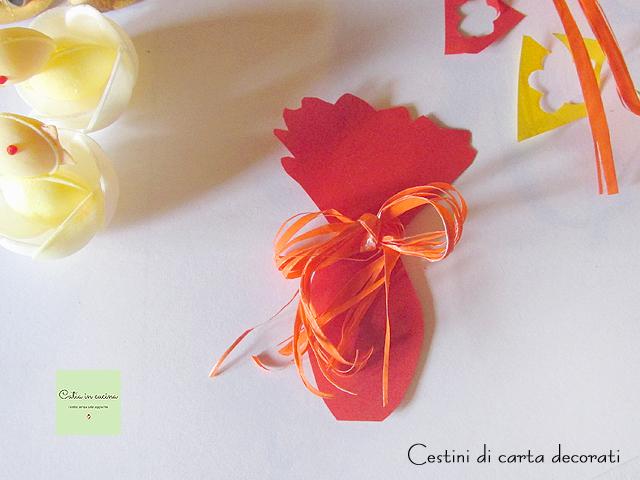 cestini di carta decorati-passo13
