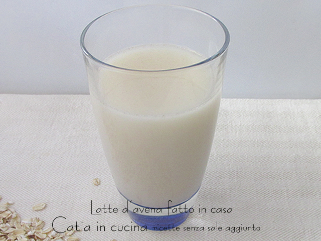 latte d'avena