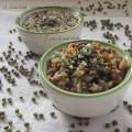 zuppa di soia verde