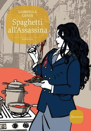 copertina spaghetti all'assassina
