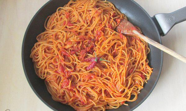 Spaghetti all'Assassina #BookFood