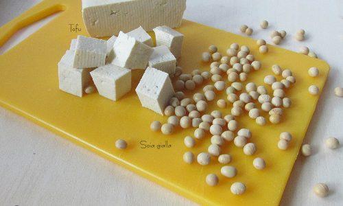 Soia e tofu – quarta lezione corso di cucina