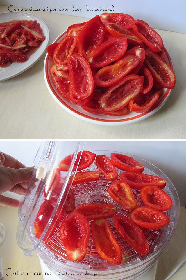 come essiccare i pomodori con essiccatore - step1-2