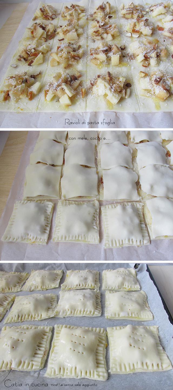 ravioli di pasta sfoglia
